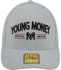 boné aba curva young money fechado oficial brand