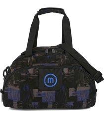 maleta 261 macoly lona azul