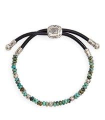 men's john varvatos stone bead bracelet