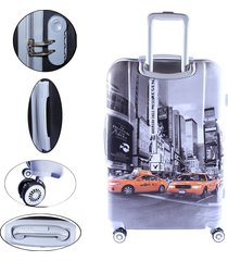 maleta de viaje pequeña combinada segurida impermeable dogma