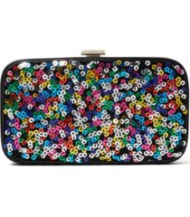 kate spade new york tonight sequins clutch