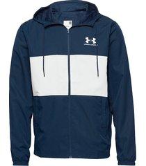 sportstyle wind jacket outerwear sport jackets blå under armour