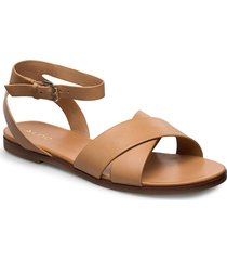 wialia shoes summer shoes flat sandals beige aldo