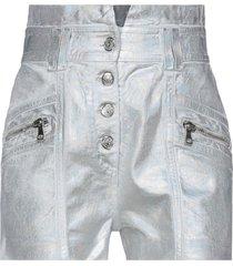 balmain denim shorts