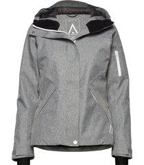 base jacket outerwear sport jackets grå wearcolour