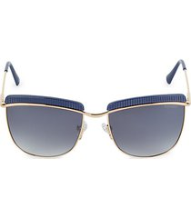 56mm clubmaster sunglasses