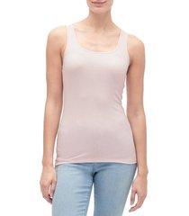 camiseta esqueleto rosa claro gap