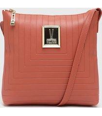 cartera rosa oscuro vizzano
