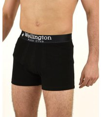 boxer negro wellington polo club mulan