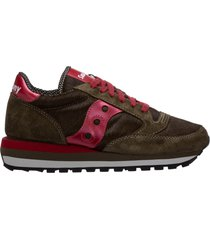 scarpe sneakers donna jazz triple