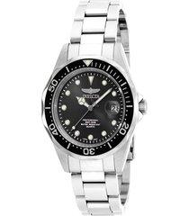 reloj invicta acero modelo 170kr para hombres, colección pro diver