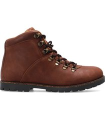 jackson leather ankle boots