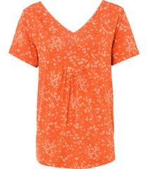 maxi maglia (arancione) - bodyflirt