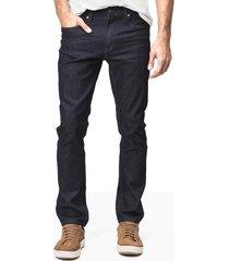 calça jeans masculina reta jeans - kanui