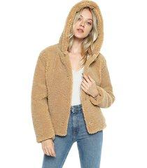 abrigo beige mng