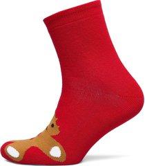 ginger man sock gift box lingerie hosiery socks röd hunkemöller