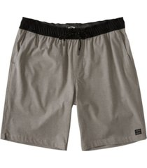 men's croshort sleevefire elastic shorts
