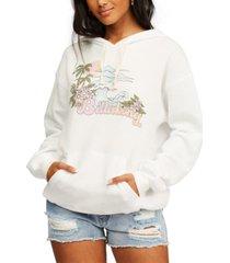 billabong juniors' hooded sweatshirt
