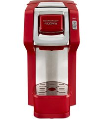 hamilton beach flexbrew deluxe single-serve coffee maker