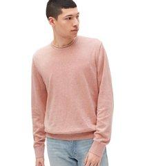 chaleco lino blend rosa gap