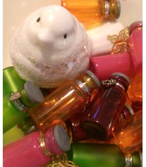 unlimited wishing bottle~white magic charm~old fashioned magick spells