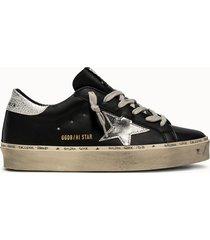 golden goose deluxe brand sneakers hi star colore nero