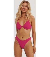 stéphanie durant x na-kd bikiniunderdel - pink