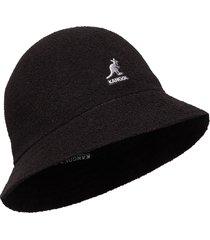 kg bermuda casual accessories headwear zwart kangol