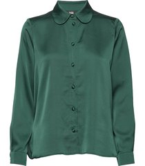 thyra blouse blouse lange mouwen groen twist & tango