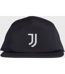 bonã© adidas performance juventus five-panel preto - preto - dafiti