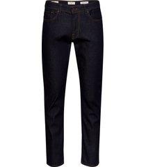 slhstraight-scott 3002 rne st jns j noos slimmade jeans blå selected homme