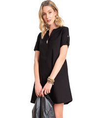 vestido adulto para mujer mp -negro