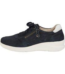 skor fidelio mörkblå