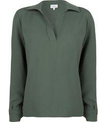 blouse rush  groen