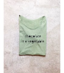 t-shirt chocolate