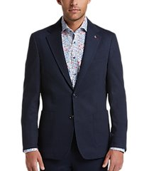 suitor navy slim fit suit