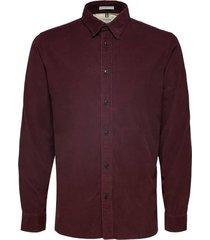henley cord shirt