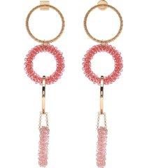 les boucles riviera earrings