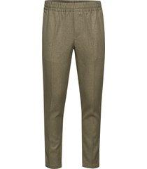 smithy trousers 11387 casual byxor vardsgsbyxor grön samsøe samsøe