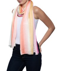 inc tie-dyed stripes pashmina scarf, created for macy's