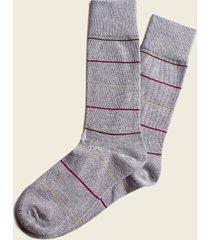 medias grises formales gris 10-12