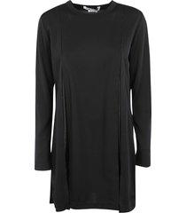 satin tricot dress dress