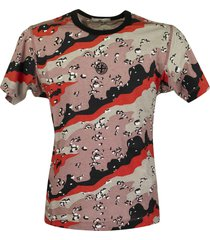 stone island 233e9 desert camouflage t-shirt