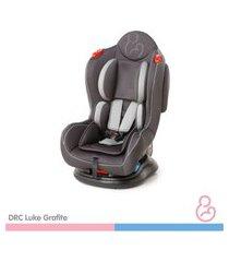 cadeira auto luke grafite 0 a 25kg - galzerano