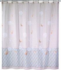 avanti seaglass shower curtain bedding