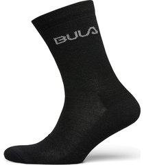 2pk wool sock underwear socks regular socks svart bula