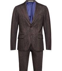 lorentzen - ravn kostym brun bertoni