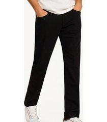 jeans denton b clean black negro tommy hilfiger