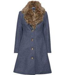 tracey coat yllerock rock blå ida sjöstedt