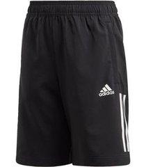 shorts infantil adidas 3-stripes